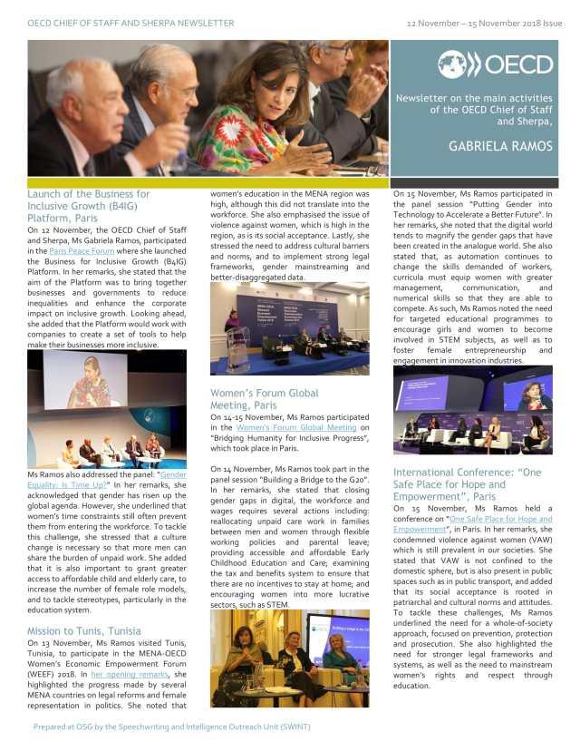 GR Newsletter 12 - 15 November-1