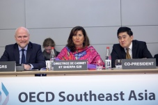 11March 2019 - OECD FORUM OF THE SOUTHEAST ASIA REGIONAL PROGRAMME CONNECTING SOUTHEAST ASIA Photo : © HervŽ Cortinat / OECD