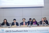 12 March 2019 - Opening session of the Southeast Asia Regional Programme Steering Group with Gabriela Ramos Photo : © HervŽ Cortinat / OECD