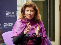 20 May 2019 - 2019 OECD Forum: The Time Has Come: Why Men Must Join the Gender Equality RevolutionrrMichael Kaufman, writer, educator and co-founder of the White Ribbon Campaign, and Gabriela Ramos, Chief of Staff and G20 Sherpa, OECD, to discuss why and how men need to speak out in support of gender equality.
